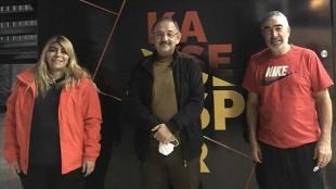 AK Parti Genel Başkan Yardımcısı Özhaseki'den Kayserispor'a 'moral' ziyareti