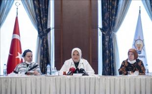 AK Parti lise eğitimi almamış kadınlar için 'Nerede kalmıştık' seferberliği başlatıyor