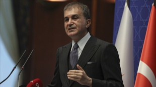 AK Parti Sözcüsü Çelik: Cumhurbaşkanımıza 'sözde cumhurbaşkanı' demek; milli iradeyi tanım