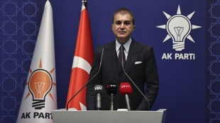 AK Parti Sözcüsü Çelik: Cumhurbaşkanımıza 'sözde Cumhurbaşkanı' demek sivil darbe zihniyet