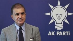 AK Parti Sözcüsü Çelik, Kabil'deki terör saldırısını kınadı