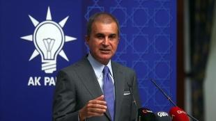 AK Parti Sözcüsü Çelik: Lafarge firmasının faaliyeti insanlığa karşı işlenen suçlara örnektir