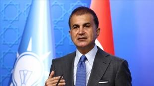 AK Parti Sözcüsü Çelik: Terör yapılanmaları kurmaya çalışanların ulaşabileceği hiçbir hedef yoktur