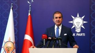 AK Parti Sözcüsü Çelik: Yüzde 7 seçim barajı netleşmiştir