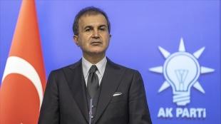 AK Parti Sözcüsü Çelik'ten GKRY'nin EOKA için pul bastırmasına tepki: EOKA bir katliam şeb