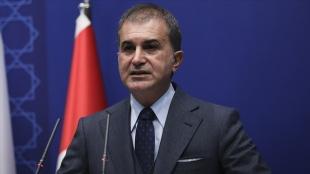 """AK Parti Sözcüsü Ömer Çelik: """"Netanyahu hükümeti bir suç makinesidir"""""""