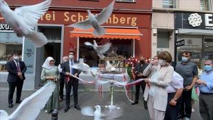 Almanya'da NSU terör örgütünün saldırısının 17. yılında anma töreni düzenlendi