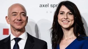 Amazon'un kurucusu Bezos'un eski eşinden yüzlerce kuruma 2,8 milyar dolarlık bağış