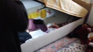 Ankara'da terör örgütü DEAŞ'ın sözde yöneticisi bazada saklanırken yakalandı