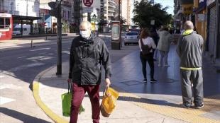 Arjantin'de salgının ilerlemesine karşı yeni önlemler alındı