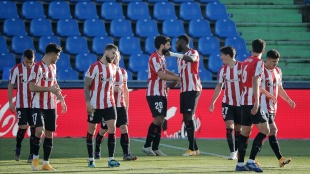 Athletic Bilbao finalde