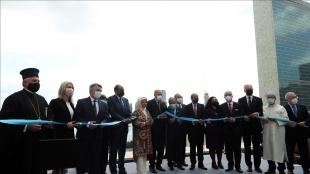Atina, Amerika Başpiskoposu'nun Türkevi açılışına katılmasından rahatsız