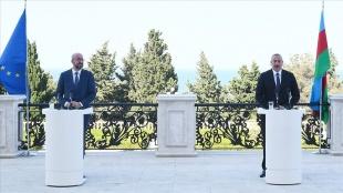 Azerbaycan Cumhurbaşkanı Aliyev: Barışı düşünmenin ve sayfayı çevirmenin zamanı geldi