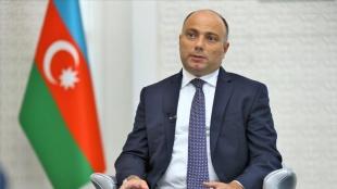 Azerbaycan Kültür Bakanı Kerimov, Ermenistan'ın Karabağ'daki tarihi anıtlara tahribatını a