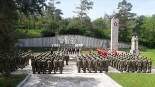Azerbaycan'ın Karabağ'da zaferle sonuçlanan operasyonunun üzerinden 1 yıl geçti