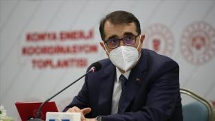 Bakan Dönmez: Konya'daki tesiste 2 yıl içerisinde 1000 megavatlık kurulu güce ulaşmayı hedefliy