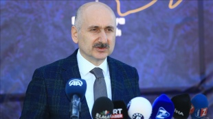 Bakan Karaismailoğlu, bugün Konya-Karaman YHT Hattı'nın test sürüşünü gerçekleştirecek