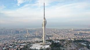Bakan Karaismailoğlu, Çamlıca Kulesi'ni ziyaret etti: Avrupa'nın en yüksek kulesini inşa e