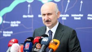 Bakan Karaismailoğlu'ndan Kanal İstanbul açıklaması: Çalışmalara hız verdik
