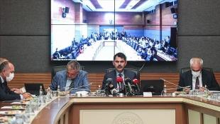 Bakan Kurum: 'Ya Kanal ya İstanbul' diyerek projeye karşı çıkmanın hiçbir bilimsel açıklam
