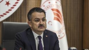 Bakan Pakdemirli: Yeşil Kalkınma Devrimi'ni gerçekleştirmede Türkiye öncü rolü üstelenecek