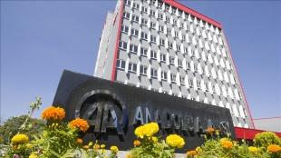 Başkentin Süper Lig'deki futbol kulüpleri Anadolu Ajansının kuruluşunun 101. yılını kutladı