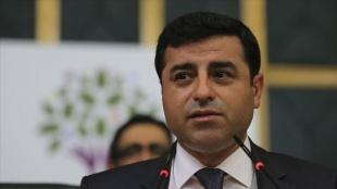 Başsavcıyı hedef gösteren Selahattin Demirtaş'a hapis cezası