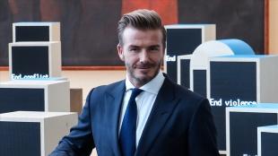Beckham, 2022 FIFA Dünya Kupası'nın yüzü olmaya hazırlanıyor