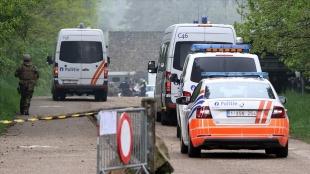 Belçikalı aşırı sağcı firari askerin hedefinde bir caminin bulunduğu ortaya çıktı