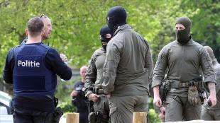 Belçikalı firari aşırı sağcı askeri arama operasyonu sürüyor