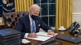 Biden tüm federal çalışanlara aşı zorunluluğu getiren kararnameyi bugün imzalayacak