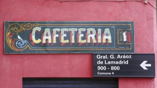 Bir Buenos Aires sanatı: Fileteado Portenyo