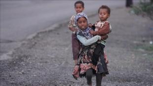 BM Genel Sekreteri, 2020'de dünyada 720 ila 811 milyon insanın açlıkla boğuştuğunu söyledi