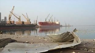 BM: Yemen'deki Hudeyde Limanı'nın bombalanması Stockholm Anlaşması'nın ihlalidir