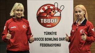 Boccede dünya şampiyonasında altın ve gümüş kazanan kardeşler hedef büyüttü