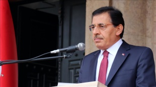 Bolu Valisi Ümit, AA'nın kuruluşunun 101. yıl dönümünü kutladı