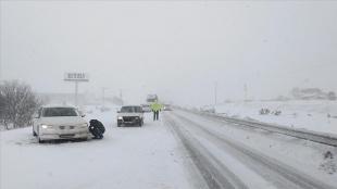 Bursa-Yalova kara yolu tipi nedeniyle ağır taşıtların geçişine kapatıldı
