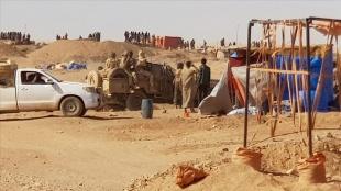 Çad'da muhalif askeri koalisyon 'halkı zorbalıktan kurtarmak için' ilerleyişinin sürd