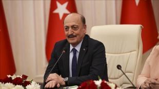 """Çalışma ve Sosyal Güvenlik Bakanı Bilgin'den """"1 Mayıs Emek ve Dayanışma Günü"""" mesajı"""