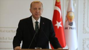 CANLI: Cumhurbaşkanı Erdoğan: 2023 seçimlerinde tekrar kazanacağız
