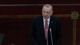 CANLI- Cumhurbaşkanı Erdoğan Azerbaycan Meclisi'ne hitap ediyor
