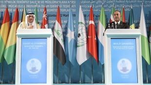 Çavuşoğlu, Useymin ve Maliki ile İsrail'in saldırılarını görüştü