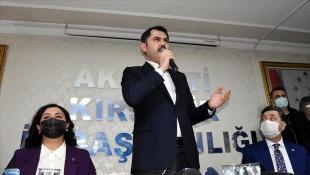 Çevre ve Şehircilik Bakanı Kurum'dan, Ahi Evran Külliyesi çevresi için yeni proje müjdesi