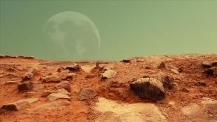 Çin, Zhurong'un Mars'a iniş yaptığını açıkladı