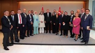 Cumhurbaşkanı Erdoğan: Amerika F-35 konusunda maalesef dürüst davranmadı