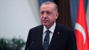 Cumhurbaşkanı Erdoğan, Avrupa üçüncüsü A Milli Kadın Voleybol Takımı'nı tebrik etti