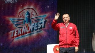 Cumhurbaşkanı Erdoğan: Ben de birazdan TEKNOFEST'te olacağım