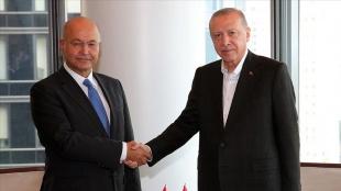 Cumhurbaşkanı Erdoğan New York'ta temaslarda bulundu
