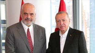 Cumhurbaşkanı Erdoğan New York'taki temaslarına devam ediyor