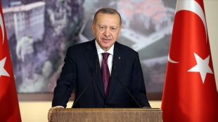 Cumhurbaşkanı Erdoğan Nijerya'da 3. kez 'Küresel Müslüman Kişilik Ödülü'ne layık görü